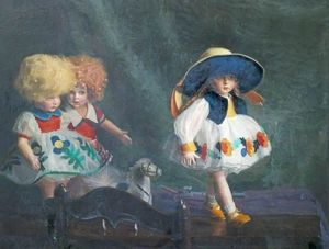 The Dolls' Parade