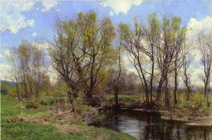 Early Spring, Near Sheffield, Massachusetts