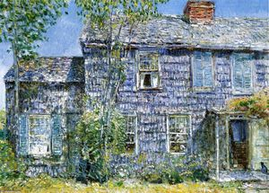 East Hampton, L.I. (also known as Old Mumford House)