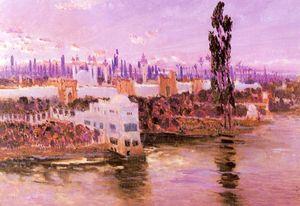 El Bósforo. Constantinopla a orillas del Bosforo
