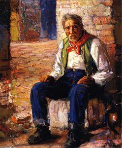 El Peón (also known as José Juan or Old Man Yorba, San Juan Capistrano)