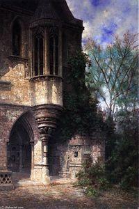 Entrance to Chapel, Hotel de Cluny