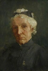 Esther Maria Tuke (sketch)