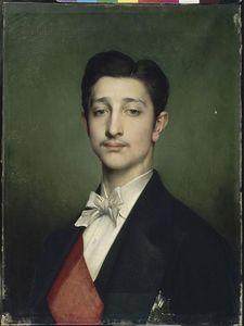 Eugene Louis Napoleon Bonaparte