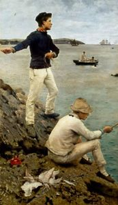 Fisher Boys, Falmouth