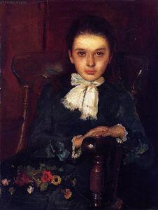 Frances Elizabeth Geoghegan as a Child