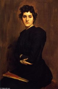 Girl in Black (also known as A Lady in Black)