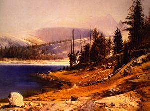Glacier Lake, Kings Canyon, California