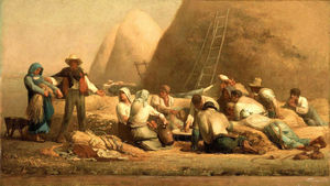 Harvesters Resting