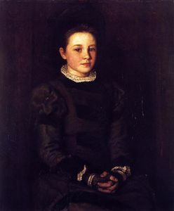 Hester Dowden as a Child