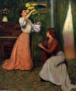 In der Salon ( auch bekannt as In der wohnzimmer )