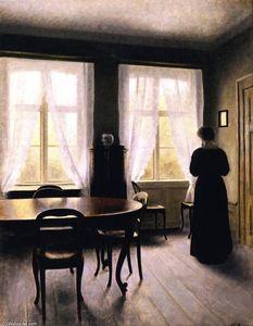 Interior, Frederiksberg Allé
