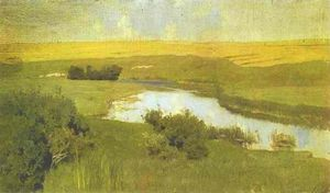 The Istra River. Study