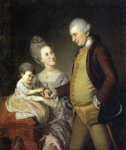 John Cadwalader Family