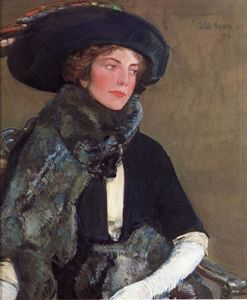 Lady in Furs (also known as Mrs. Charles A. Searles)