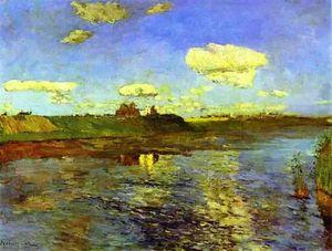 The Lake. Study