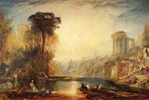 Landscape: Composition of Tivoli
