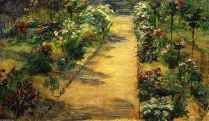 Landscape: Garden Path