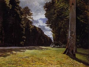 Le Pave de Chailly in the Fontainbleau Forest