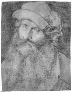 Portrait of a man (John Stabius)