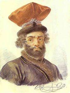 Portrait of a Cabman
