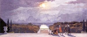 Versailles. King's walk