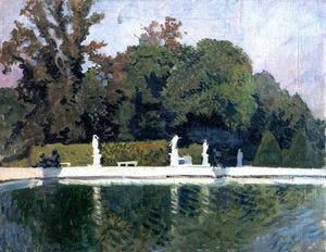 Versailles. Water parterre