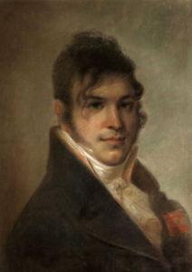 Portret of A.I. Bibikov
