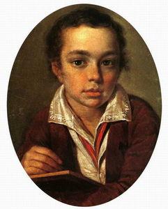 Portret of A.Putyatin