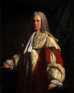 Portrait of Archibald Campbell, 3rd Duke of Argyll
