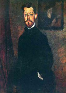Portrait of Paul Alexandre