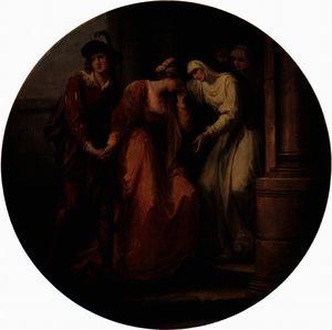 Farewell of Abelard and Héloise