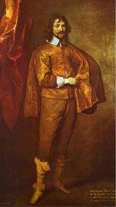 Arthur Goodwin, M.P. (oil on canvas)