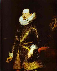 Portrait of Emmanuel Philibert