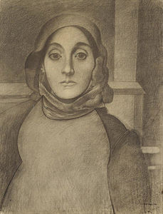 The Artists's Mother