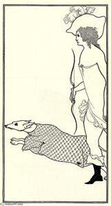 Atalanta in Calydon with the Hound