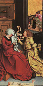 The Announcement to Anne and Joachim