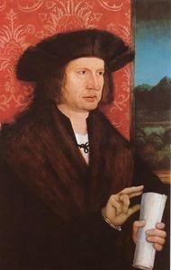 Portrait of Georg Tannstetter (Collimitius)