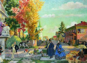 Autumn festivities