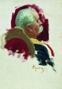 Senator P.A. Saburov