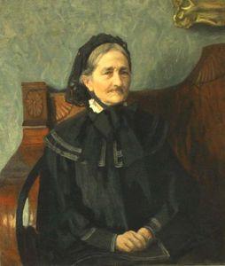 Portrait of Elizabeth Pushkina