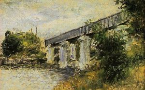 Railway Bridge at Argenteuil