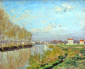 Argenteuil, The Seine