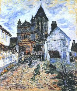 Vetheuil, The Church