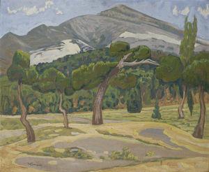 Penteli Landscape