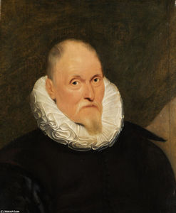 Portrait of a Dutch master