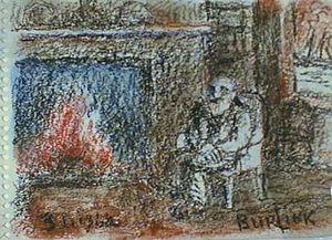 Portrait of Elshemius