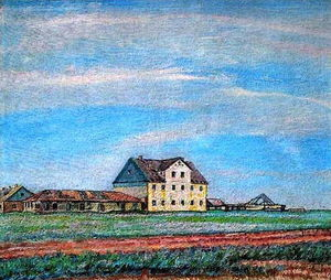 A House in the Steppe