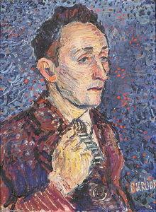 Portrait of Albert Koslow