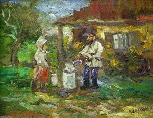 Ukrainian peasants